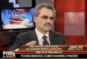Alwaleed bin Talal (accionista News Corp.)